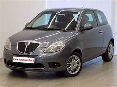 sold lancia ypsilon 1 2 argento be used cars for sale