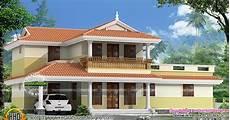 small home plans kerala model em 2020 tipos 2175 sq ft typical kerala model home design kerala home