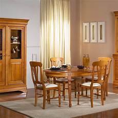 salle à manger en bois table chaise salle 224 manger meuble bois massif