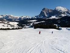 Pisten Seiser Alm Alpe Di Siusi Abfahrten Skipisten
