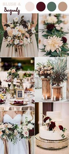 the 10 fall wedding color combos to steal