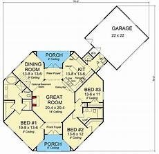 octagon house plan plan 42262wm octagonal cottage home plan house plans
