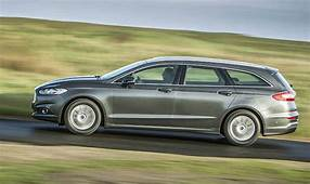 Ford Mondeo Hybrid Estate 2019 REVEALED – New Low