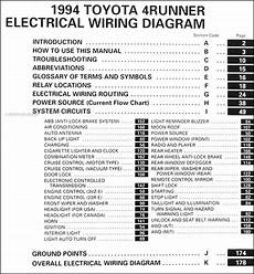 12 Best Images Of 4runner Wiring Diagram Toyota Tundra
