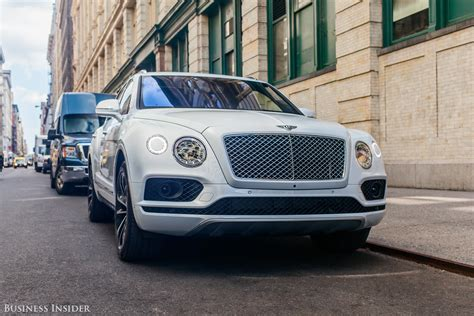 We Drove A 6,000 Bentley Bentayga Suv To See If It's