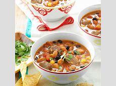 chunky taco soup_image