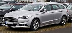 File Ford Mondeo Turnier V Frontansicht 20 M 228 Rz 2016