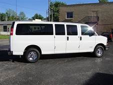 Sell Used 2004 Chevrolet Express 3500 LS Extended