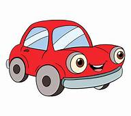 Cartoon Of Car  Free Download Best On