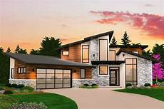 three striking modern home gianni three story modern house plan with garage by