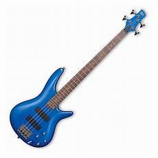 Ibanez Sr300 Bass Guitar Starlight Blue Ex Display At
