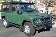 security system 1994 land rover defender 90 engine control buy used 1994 land rover defender 90 base sport utility 2 door 3 9l in stamford connecticut