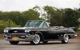 2 1958 Cadillac Eldorado Brougham HD Wallpapers