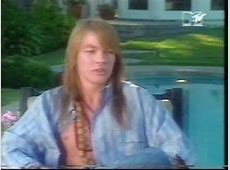 what happened to axl rose
