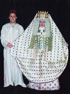 tenue traditionnelle marocaine pour mariage robes pour