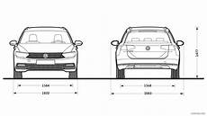 Abmessungen Vw Passat Variant 2015 - 2015 volkswagen passat variant dimensions hd wallpaper 49