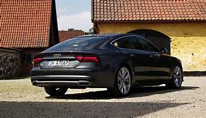 2012 Audi A7 Sportback 4g – Pictures Information And