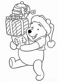 Winnie Pooh Weihnachten Ausmalbilder Weihnachten 27 Ausmalbilder Gratis