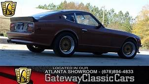 1978 Datsun 280Z  Gateway Classic Cars Of Atlanta 113