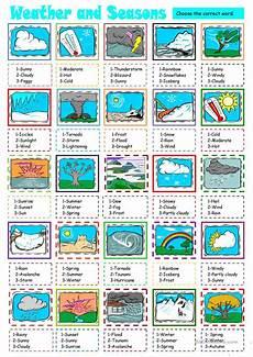 weather worksheets esl 14471 weather and seasons worksheet free esl printable worksheets made by teachers