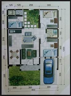 69 Desain Rumah Minimalis Ukuran 6x11 Desain Rumah