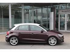 Audi A1 Sportback Gebraucht - used 2013 audi a1 sportback 1 6 tdi s line for sale in
