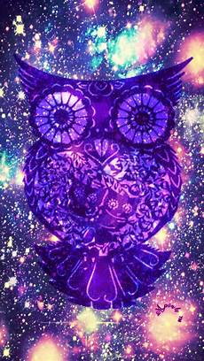 Galaxy Owl Wallpapers