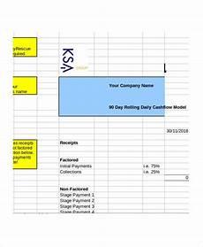 daily cash flow template excel cash budget template cash budget template will be related to