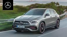 2020 mercedes gla mercedes gla 2020 world premiere trailer