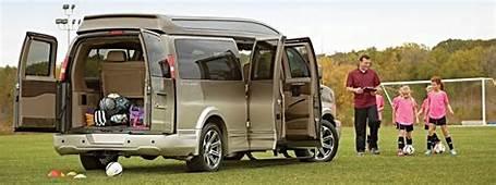 Let's Travel In A Luxury Conversion Van  DePaula Chevrolet