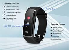 Makibes Hr3 Smart Armband Fitnesstracker Geekmaxi