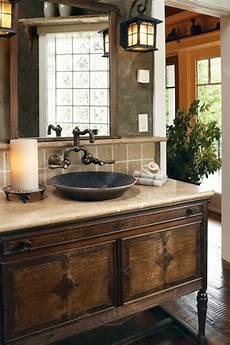 25 rustic bathroom vanities to make your bathroom