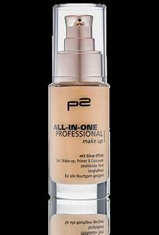 ist das all in one make up p2 nicht komedogen kosmetik