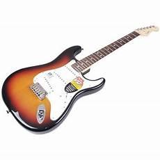 Fender Vg Roland Stratocaster Rw 3tsb Musikhaus