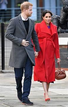 Meghan Markle And Prince Harry Visit Birkenhead