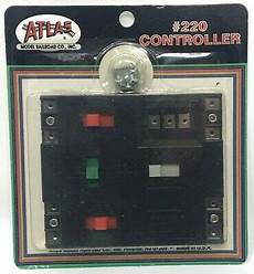 ho track switch wiring new ho n scale wiring controller atlas 220 controller loop track switch 732573002203 ebay