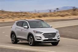 2019 Hyundai Tucson Night Edition Adds Upscale BBS Wheels
