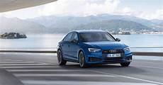 Audi A4 2019 - 2019 audi a4 luxury car debuts with minor styling changes