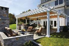 Pergola Arbor And Shade Canopy What S Right For You