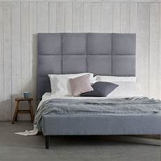 beatrice panelled headboard upholstered bed by love your home notonthehighstreet com