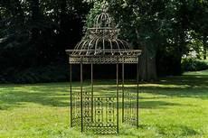 Garten Pavillon Crown Metall Pavillion Rund Eisen Gazebo