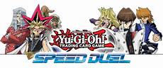speed dueling a new way to play the yu gi oh trading