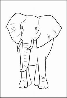 malvorlagen und ausmalbilder tieren zum ausdrucken