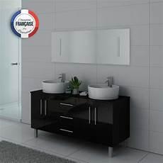 meuble noir salle de bain meuble de salle de bain vasque noir dis989n