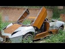 Amazing Homemade Inventions 4  Lamborghini Revent&243n