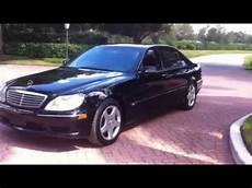 2002 Mercedes S600 Amg V12 Balls To The Wall