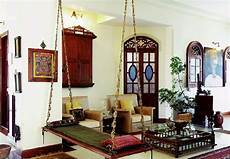 Traditional Ethnic Indian Home Decor Ideas by Oonjal Wooden Swings In South Indian Homes Indian