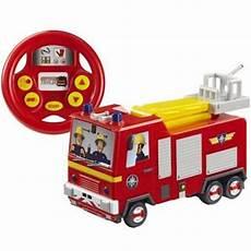 sam le pompier jupiter drive and steer camion