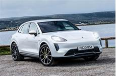 Porsche Looks To Take On Tesla Model X Jaguar I Pace With