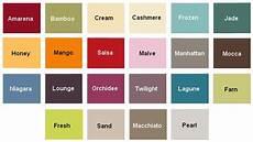 schöner wohnen farbpalette sch 246 ner wohnen trendfarbe 1 l cremige wandfarbe farbwahl